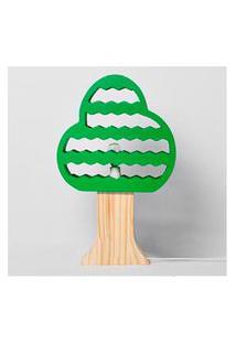 Luminária De Mesa Árvore Tree Verde - Carambola