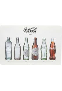 Jogo Americano Garrafas Da Coca Cola 4 Peças