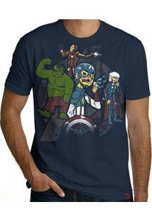 Camiseta Avengerz