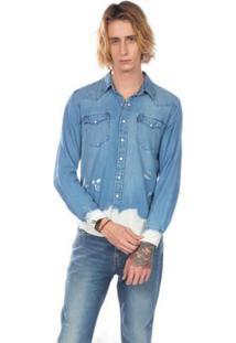 Camisa Levis Classic Wetern Masculina - Masculino