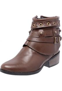 Bota Country Mega Boots 1323 Caramelo