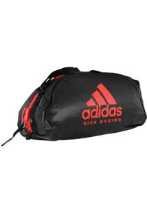 Bolsa Mochila Adidas Kick Boxing 2In1 Essential 50L - Unissex