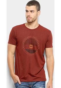 Camiseta Hang Loose Silk Line Up Masculina - Masculino
