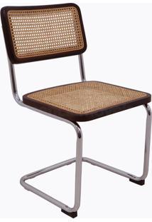 Cadeira Cesca (Sem Braço) - Cromada