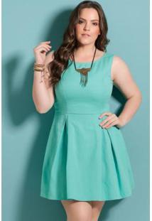 3989f8177839 Vestido Com Pregas Quintess feminino | Shoelover