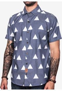 Camisa Triangulos 200071