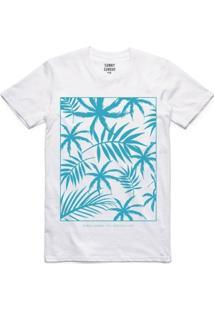 Camiseta Florida Sunny Sunday Tropical - Masculino