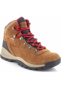 Bota Impermeável Columbia Newton Ridge Plus Feminina .