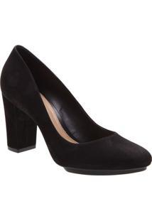Sapato Tradicional Acamurã§Ado- Pretoarezzo & Co.