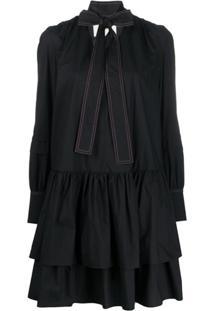 La Doublej Vestido Good Witch - Preto