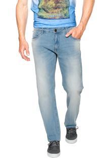 Calça Jeans Forum Paul Skinny Azul
