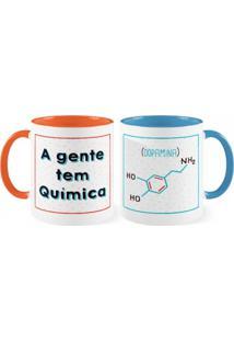 Canecas A Gente Tem Química - Namorados L3 Store - Tricae