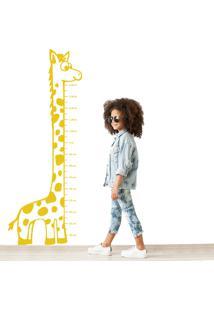 Adesivo De Parede Bebê Girafa