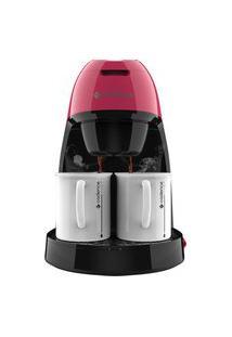Cafeteira Single Cadence Colors Rosa Doce 110V