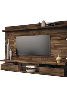 Painel Home Suspenso Livin Tv 60Pol Deck 6255 Hb Móveis