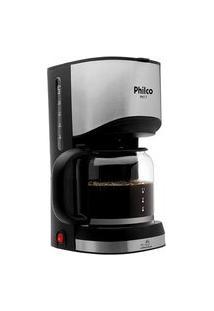 Cafeteira Elétrica Philco Ph17, 15 Xícaras, 550W, 220V, Preto/Prata - 53902034