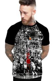 Camiseta Stompy Raglan Modelo 137 Masculina - Masculino