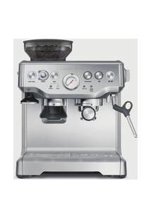 Cafeteira Aço Inox Express Pro Prata Breville Tramontina 220V