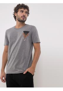 Camiseta Eco Triângulos
