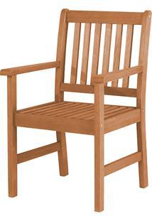 Cadeira Com Braã§Os Recanto - Jatobã¡