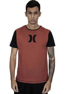 Camiseta Hurley Especial Icon - Masculino