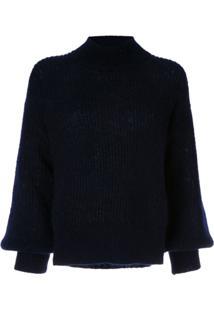 Nobody Denim Suéter Parisienne - Azul