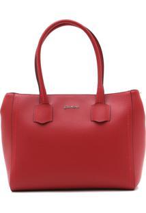 Bolsa Dumond Lisa Vermelha