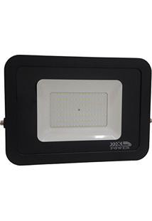 Refletor Led Branco Frio Smd 150W Prova D´Água Bivolt Classe A Kit 3