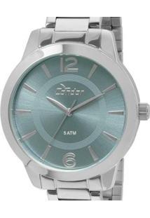 Relógio Condor Choque De Cores Co2035Kqd/3Z Feminino - Feminino-Prata