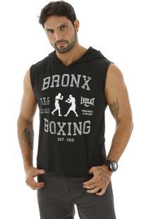 Camiseta Machão Everlast Bronx Boxing