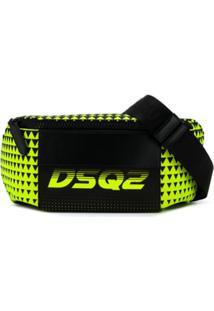 Dsquared2 Pochete Bionic Sport Dsq2 Race - Verde