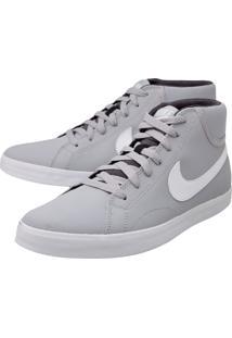 Tênis Nike Sportswear Eastham Mid Cinza