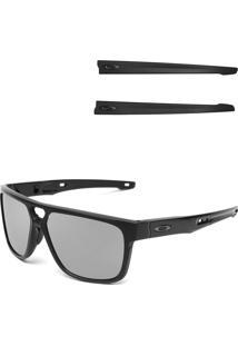 Óculos De Sol Oakley Crossrange Patch Preto