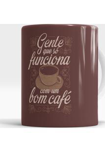 Caneca Bom Café