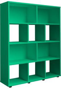 Estante Para Livros Book - Artely - Turquesa