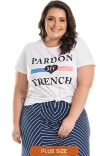 T-Shirt French Branco