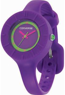 Relógio Converse Skinny Lilas