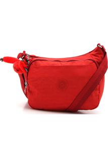 Bolsa Kipling I258716P Active Vermelha