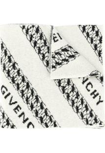 Givenchy Cachecol De Tricã´ - Branco
