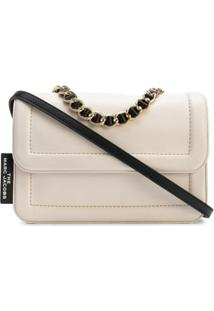 Marc Jacobs Bolsa Tote The Cushion - Branco