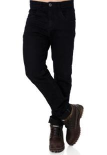 Calça Jeans Vels Masculina - Masculino-Marinho