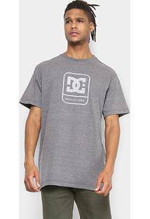 Camiseta Dc Shoes Bas Off Limit Reflective Masculina - Masculino