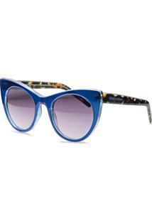 Óculos De Sol De Sol Recorte feminino   Shoelover 8a2ca0a7d2