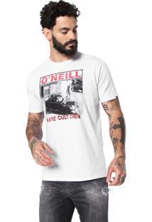 Camiseta O'Neill Rise Up Branca