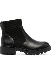 Buffalo Ankle Boot Mika - Preto