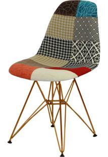Cadeira Eames Mix Pacht Work Base Cobre - 46147 - Sun House