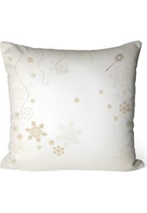 Capa De Almofada Love Decor Avulsa Decorativa Happy - Off-White - Dafiti