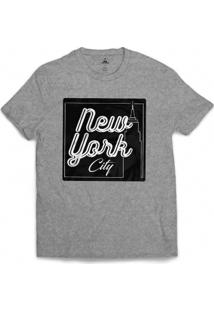 Camiseta Skill Head New York - Masculino