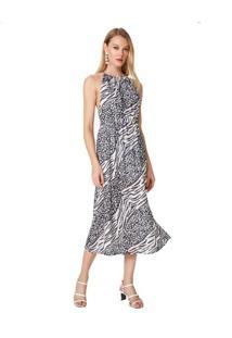 Vestido Midi Regata Blusê