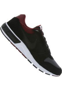 Tênis Nike Nightgazer - Masculino - Preto/Vinho
